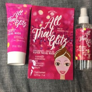 "Bolero ""All That Glitz"" Facial Wash, Mask & Mist"